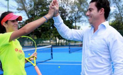 El deporte fomenta la salud: Remberto Estrada