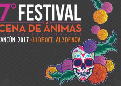 """ALISTA INSTITUTO DE CULTURA Y LAS ARTES """"SÉPTIMO FESTIVAL CENA DE ÁNIMAS CANCÚN 2017"""""""
