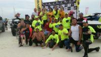 Se queda en Cancún el título del GP Campion de México