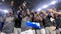 Astros blanquea y avanza a la Serie Mudial