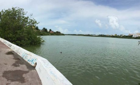 Nivel del agua en Salinas de Isla Mujeres bajo control: Protección Civil