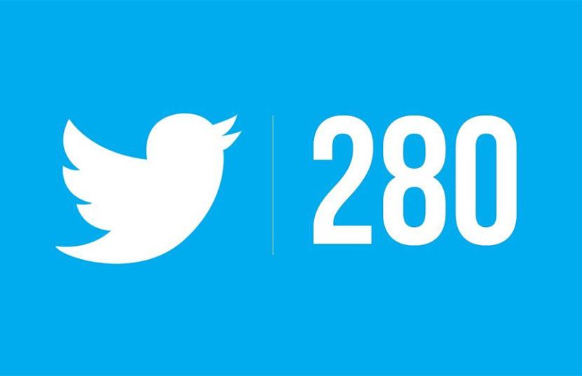 Twitter aumenta el límite a 280 caracteres para todos los usuarios