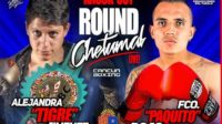"La velada ""Knout Out Round Chetumal"" ya tiene a sus protagonistas"