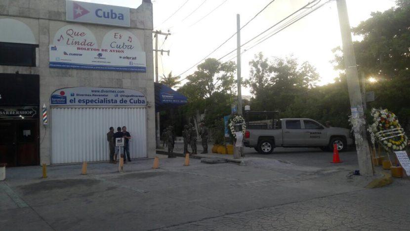 Amenazan usuarios de FNS con nuevo bloqueo en avenida Cobá