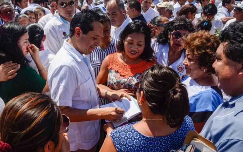 """""""Caravanas Juntos"""" atendió a 25 mil habitantes: Carlos Joaquín"""
