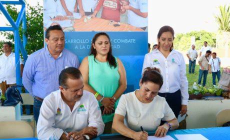 EQUIPARÁN COMEDORES ESCOLARES DE LA ZONA MAYA