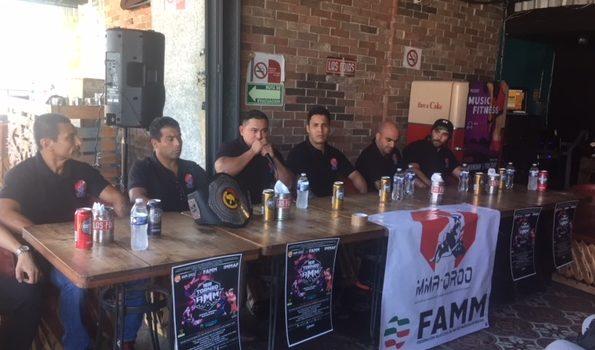 Organizan selectivo de MMA en Cancún