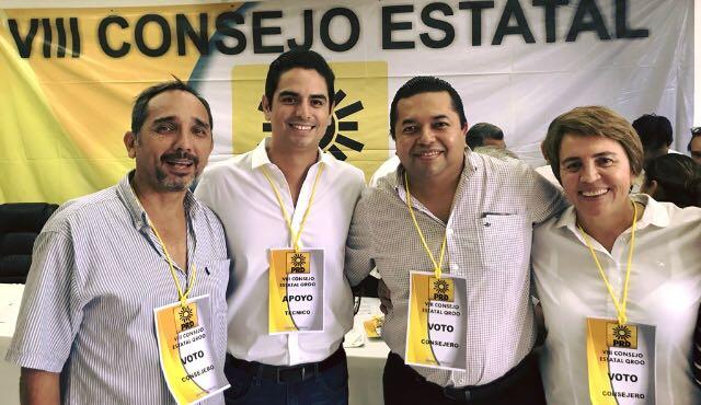 Aplaude Jorge Martín apertura dentro del PRD