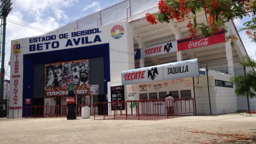 Cumple 37 años de historia, el Estadio Beto Ávila de Cancún