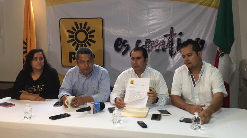 Formaliza PRD invitación a sus aliados del Frente Ciudadano
