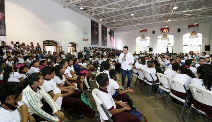 PROMUEVE EL GOBIERNO MUNICIPAL CONFERENCIAS DE PREVENCIÓN CONTRA EL GROOMING