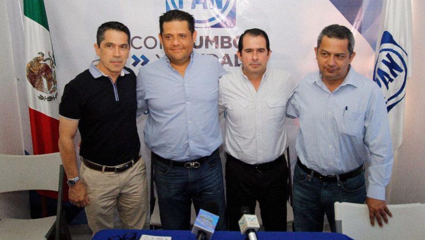 EXIGEN DIRIGENTES DEL PRD Y PAN TRANSPARENCIA EN LA CONCESIÓN DE ALUMBRADO PÚBLICO