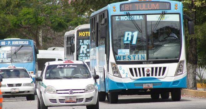 Presenta COPARMEX Cancún resultado de encuesta de preferencia y uso del transporte