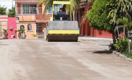 Continuarán trabajos de pavimentación en BJ: alcalde