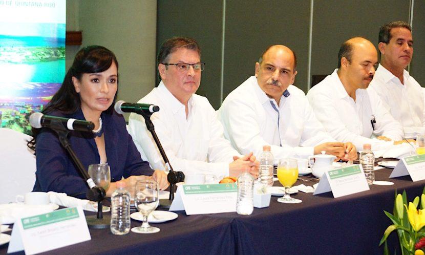 PROPONE MODERNIZAR RED ELÉCTRICA DE LA ZONA HOTELERA DE PUERTO MORELOS