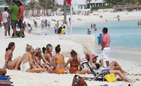 Cancún rompe record en ocupación hotelera en este invierno