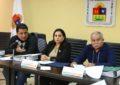 Entrevistan diputados a aspirantes a magistrados del TJA