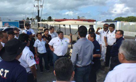 Arranca Sintra mega operativo en Isla Mujeres