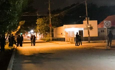 EJECUTAN A POLICÍA EN LA CASETA DE LA 102