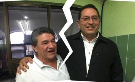 Reclama Wato falta de acuerdos con José Magaña y vuelven a retomar instalaciones