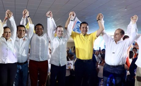 El triunfo de la coalición por México al frente será contundente: Ricardo Anaya