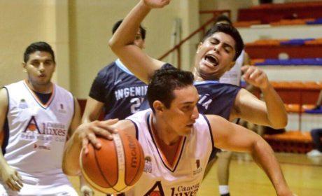 Regresa la actividad en la Liga Mayor de Baloncesto