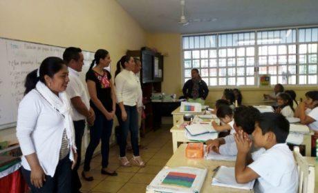 Trabajan para mejorar infraestructura educativa en Isla Mujeres