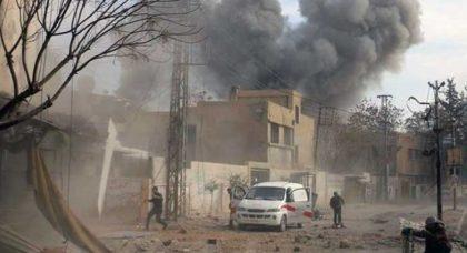 Conflicto en Siria, al borde de una guerra mundial: ONU
