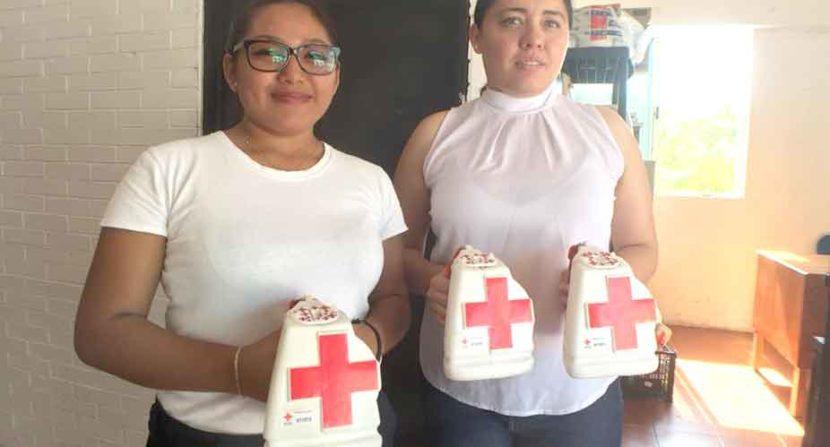 Isla Mujeres se sumará a la colecta anual de la Cruz Roja Mexicana