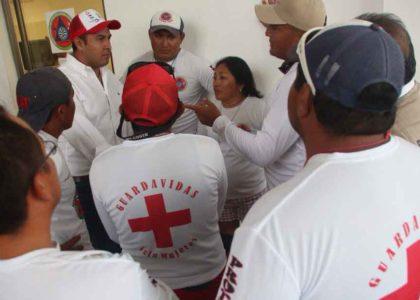 Entrega Gobierno de Isla Mujeres equipamiento a coordinación de Protección Civil