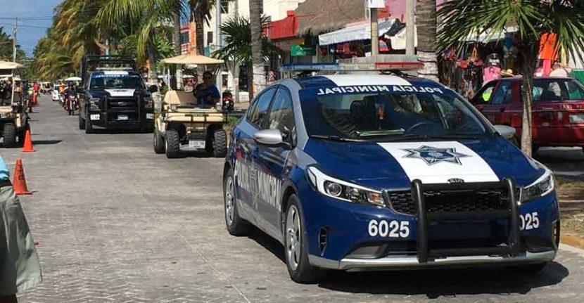 Siete reclusos terminarán su proceso en Centro de Retención Municipal de Playa del Carmen