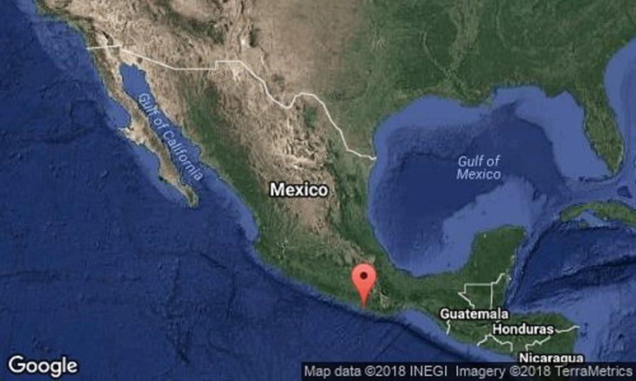 UN SISMO MAGNITUD 7.2 SE REGISTRA EN LA CIUDAD DE MÉXICO