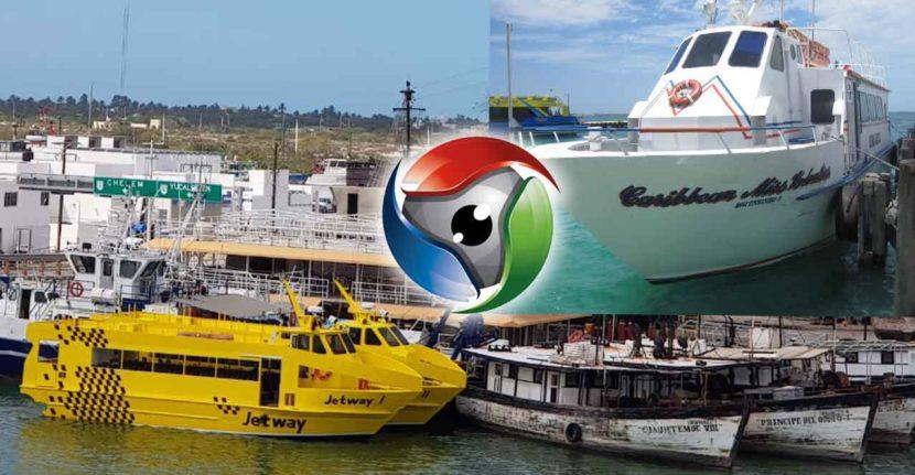 Barcos de Magaña podrían regresar a Isla Mujeres por la ruta a Puerto Juárez