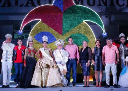 Exitoso inicio de carnaval en Isla Mujeres
