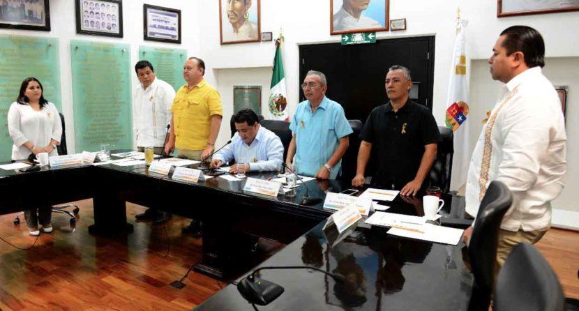 Ratifica Congreso nombramiento de auditores especiales de la ASEQROO