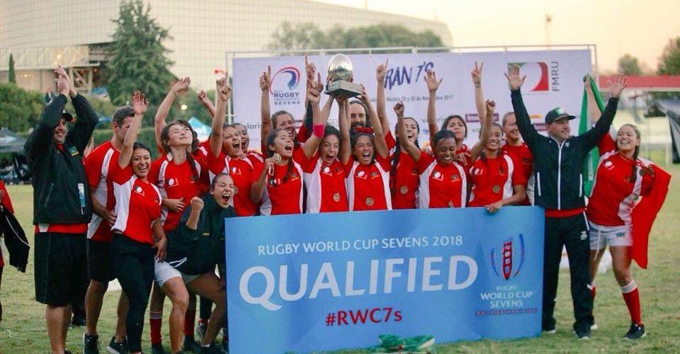 Quintanarroenses Trabajan Con La Selección Nacional De Rugby 7 Femenil