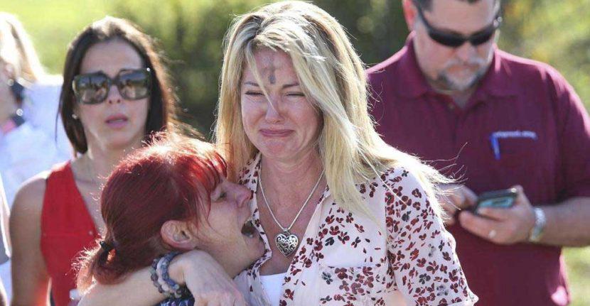 Fueron 17 los jóvenes estudiantes asesinados en Florida