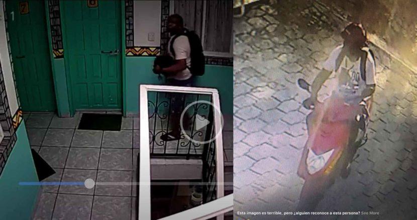 Denuncian a presunto ladrón en Redes Sociales