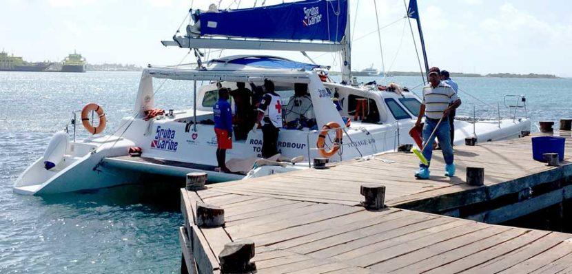 Trágica muerte de un turista al practicar snorkel en Isla Mujeres