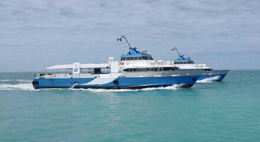 Arriban las dos nuevas embarcaciones de Naveganto