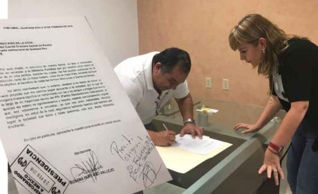 Susana Hurtado también renuncia al PRI