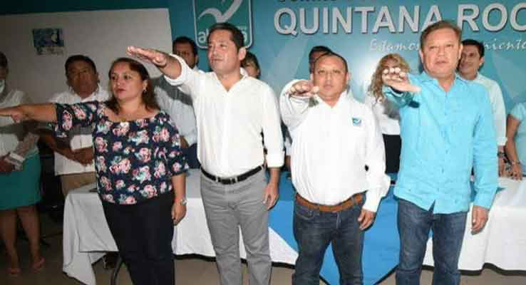 El PANAL presenta a sus candidatos para la próxima contienda electoral
