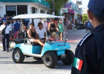 Garantizada la seguridad de visitantes e isleños durante el Carnaval