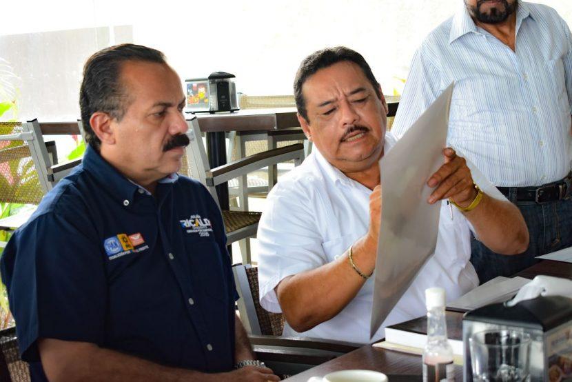 Revive Julián Ricalde conflicto limítrofe entre Quintana Roo y Campeche