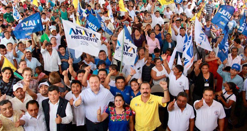 En el Congreso de la Unión apoyaremos a Carlos Joaquín: Julián Ricalde